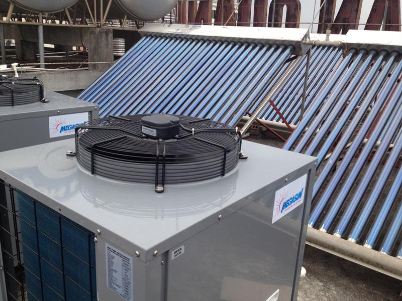 Sửa chữa, bảo dưỡng máy bơm nhiệt (Heat pump)