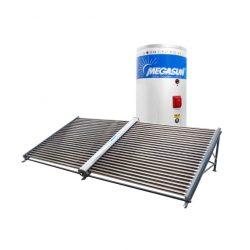 Hệ thống nước nóng NLMT công nghiệp - ống chân không