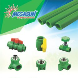Ống nhựa PPR Megasun