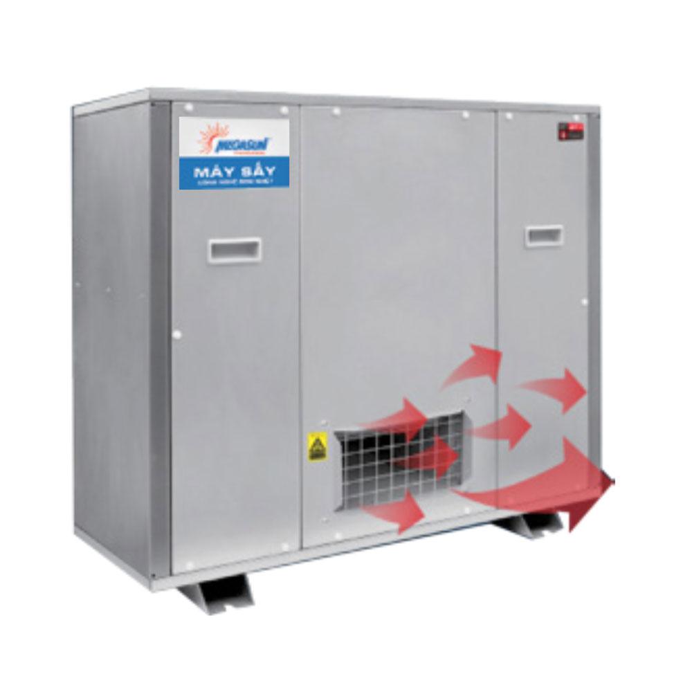 Máy sấy công nghiệp tích hợp bơm nhiệt MGS-300A