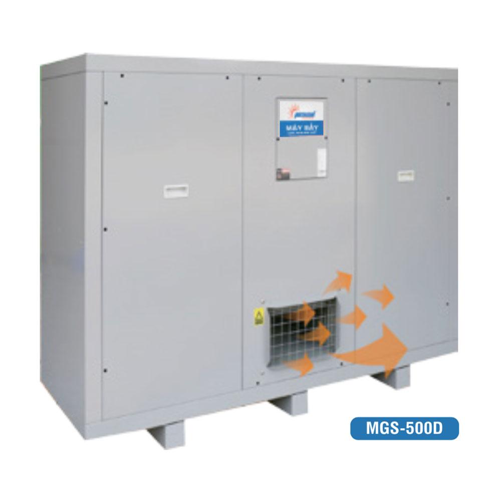Máy sấy công nghiệp tích hợp bơm nhiệt MGS-500